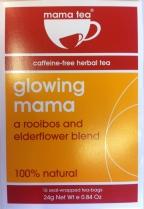 glowing mama