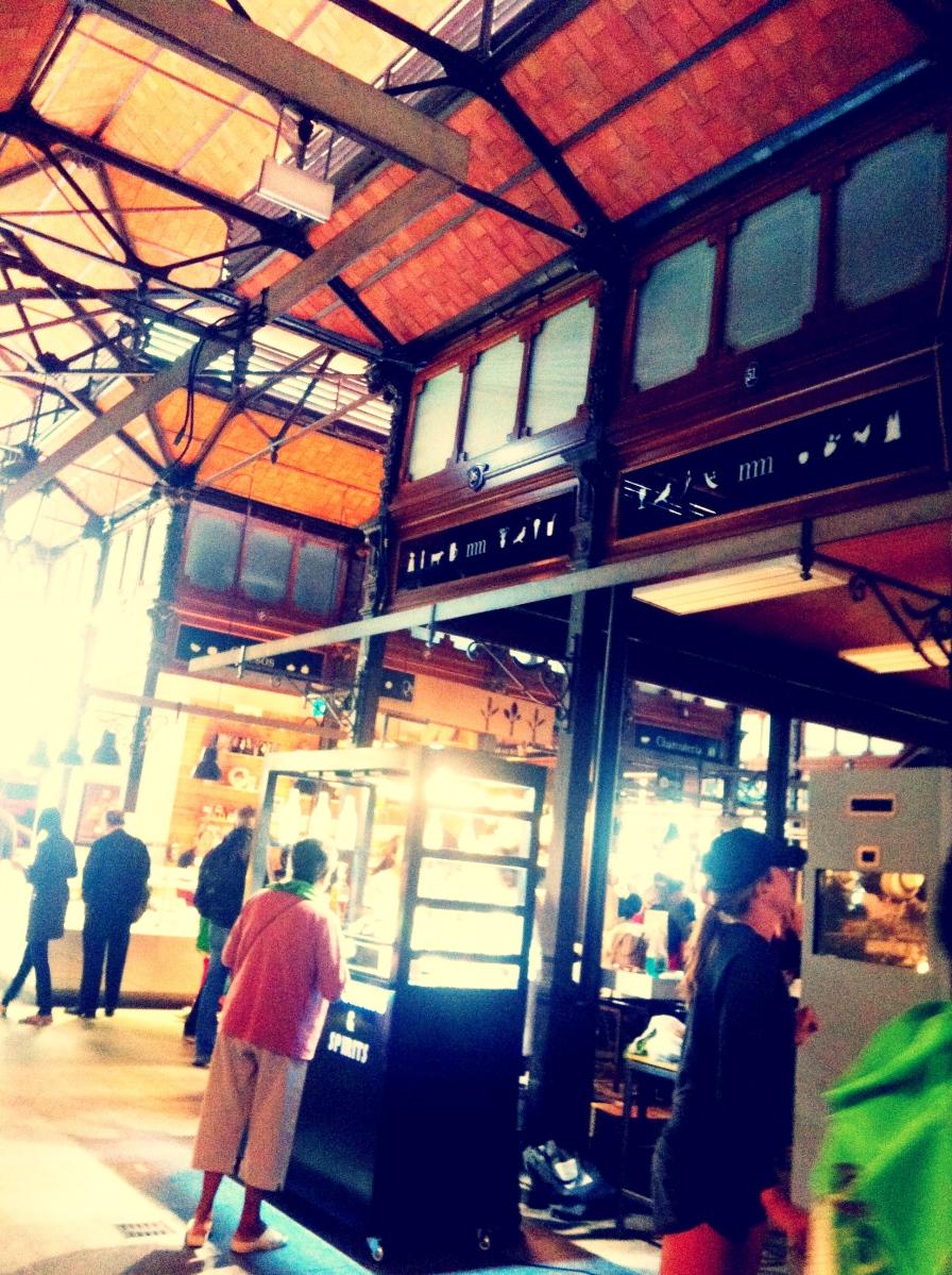 The Mercado, Madrid