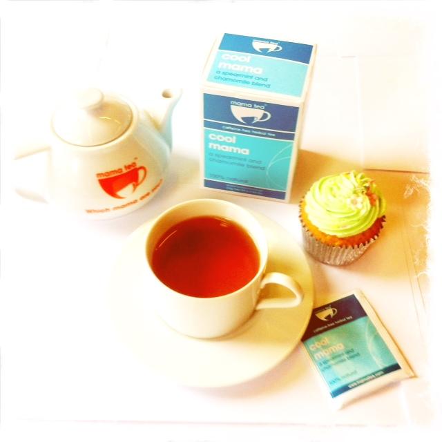 Mama Tea tea party