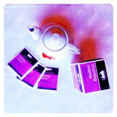 mama tea morning mama