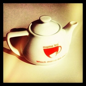 mama tea teapot
