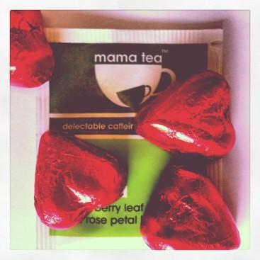 Mama Tea Valentine's Day