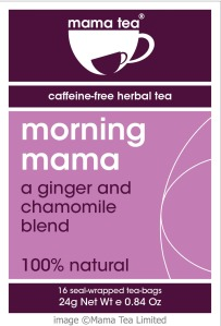 morning mama herbal tea