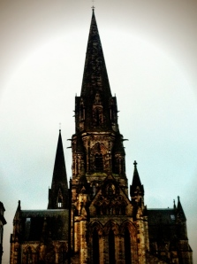 Church in Edinburgh