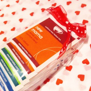 Valentine's Gift for Pregnant and breastfeeding Women - Mama Tea