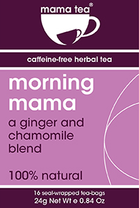 morning mama ginger morning sickness herbal tea