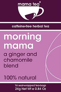 morning mama ginger morning sickness herbal tea