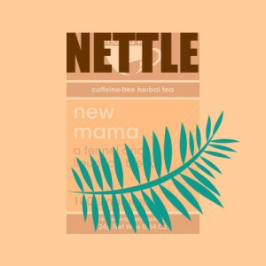 Nettle Tea - Breastfeeding Tea - New Mama