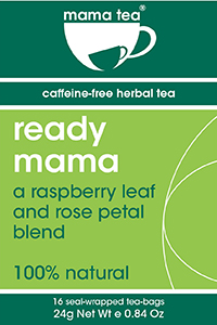Raspberry Leaf Herbal Tea Ready Mama