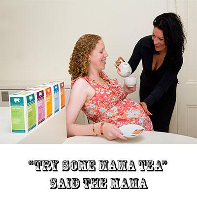 Anna Natural Pregnancy Teas