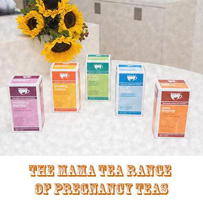 Mama Tea Pregnancy Teas