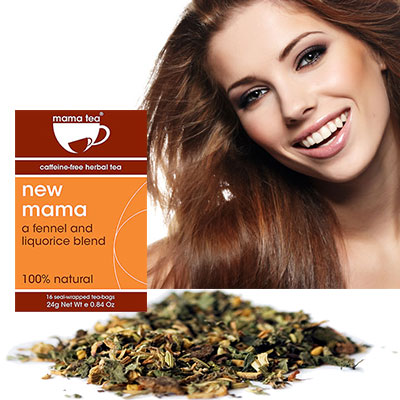new mama herbal tea