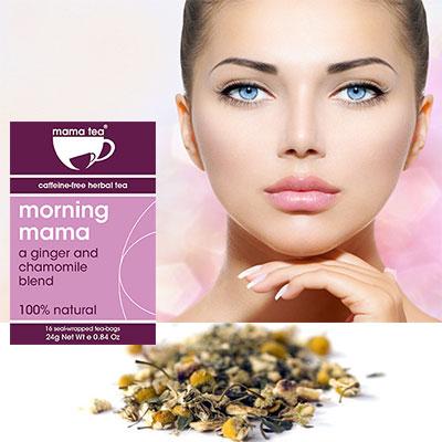 morning mama herbal tea