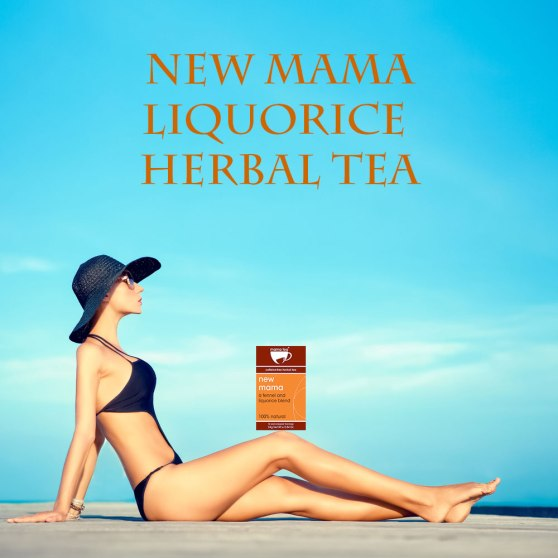 liquorice herbal tea | new mama | mama tea