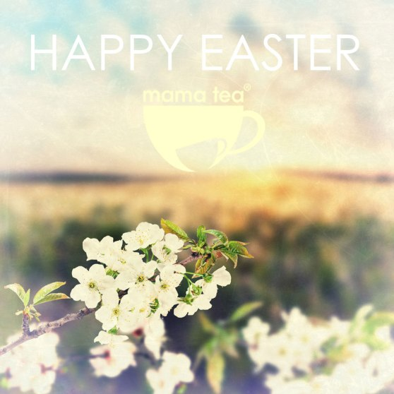 Happy Easter Well being tea from Mama Tea