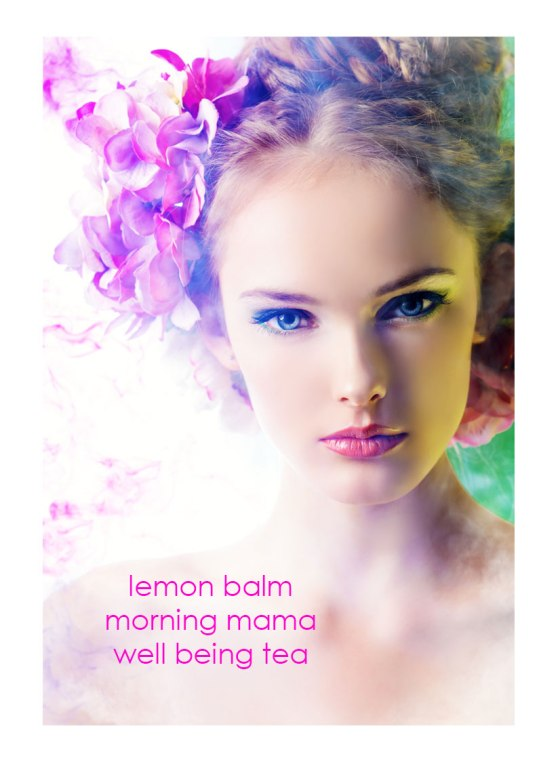 lemon balm | morning mama tea | mama tea