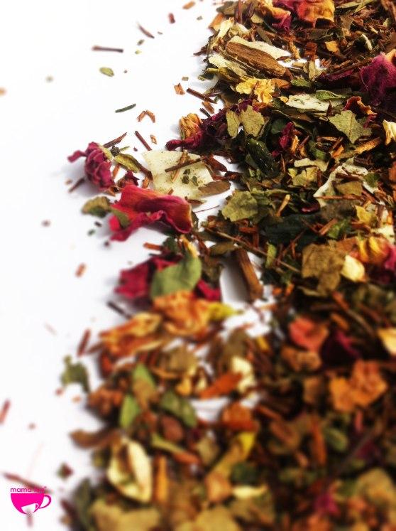 Rosy-Skin | Beauty Tea | rooibos tea | Mama Tea