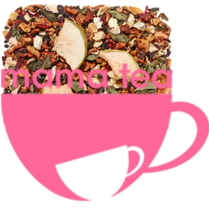 LOTUS LOVE loose leaf lime and peppermint herbal tea by Mama Tea Well Being Teas